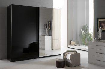 Arm 230cm nero specchio